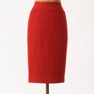 Anthropologie   Moulinette Soeurs Firelight Skirt
